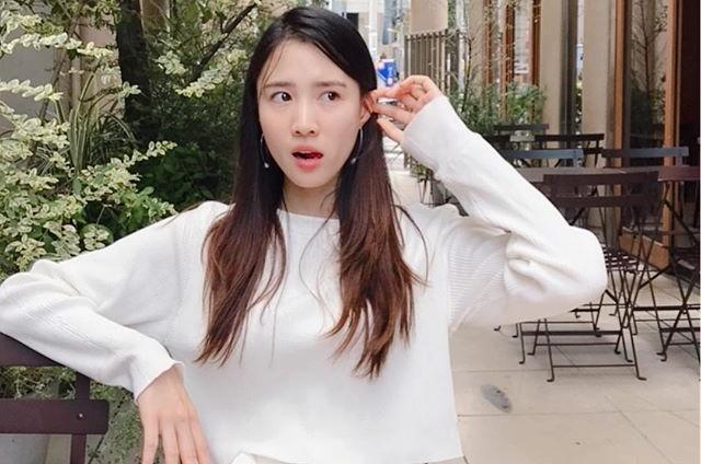 모델 겸 배우 진아름. /사진=진아름 인스타그램