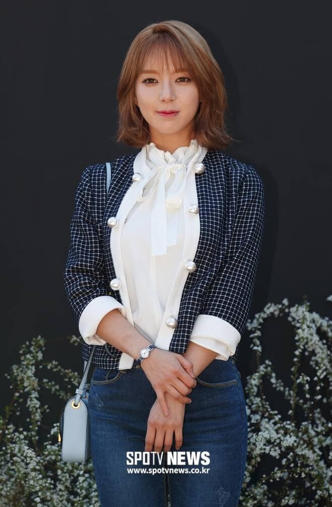 ▲ AOA 전 멤버 초아. 한희재 기자 hj@spotvnews.co.kr