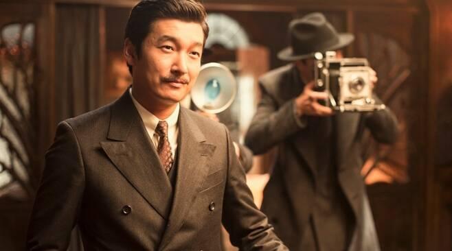 ▲ 2015년에 개봉한 영화 '암살'에 등장했던 약산(若山) 김원봉. 배우 조승우씨가 김원봉 역할을 맡았다.