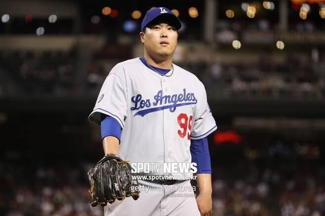 ▲ 류현진은 올 시즌 MLB에서 가장 예측이 어려운 투수로 뽑힌다
