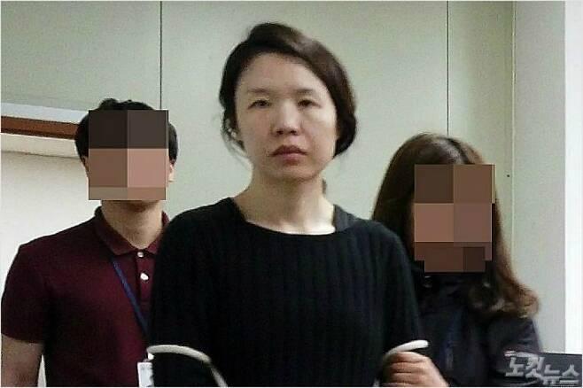 지난 7일 공개된 고유정의 얼굴. (사진=자료사진)