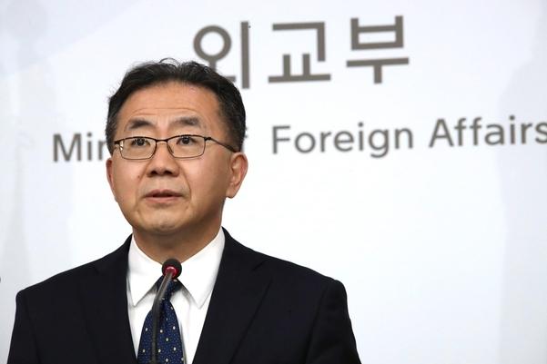 김인철 외교부 대변인./연합뉴스