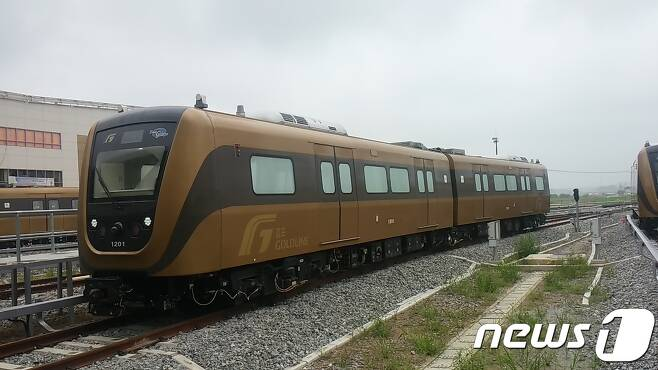 김포도시철도 © 뉴스1