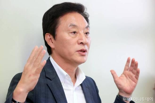 정두언 전 국회의원 / 사진=이기범 기자