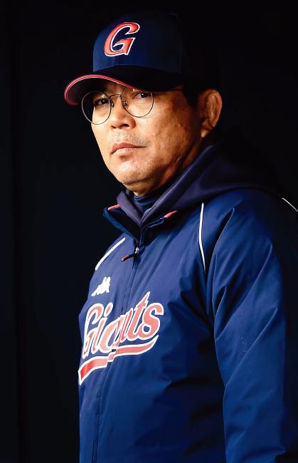 7월 19일 사임한 양상문 전 롯데 자이언츠 감독. [동아일보]