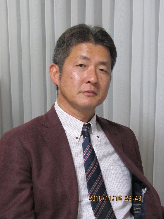 오쿠조노 히데키 시즈오카현립대학 교수 [사진=오쿠조노 제공]