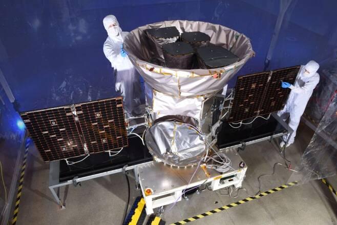 TESS(사진=NASA)