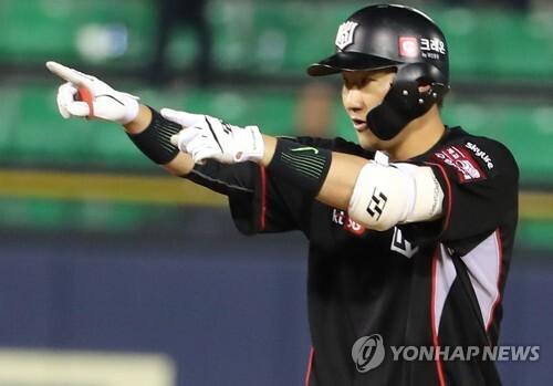 kt 오태곤 [연합뉴스 자료사진]