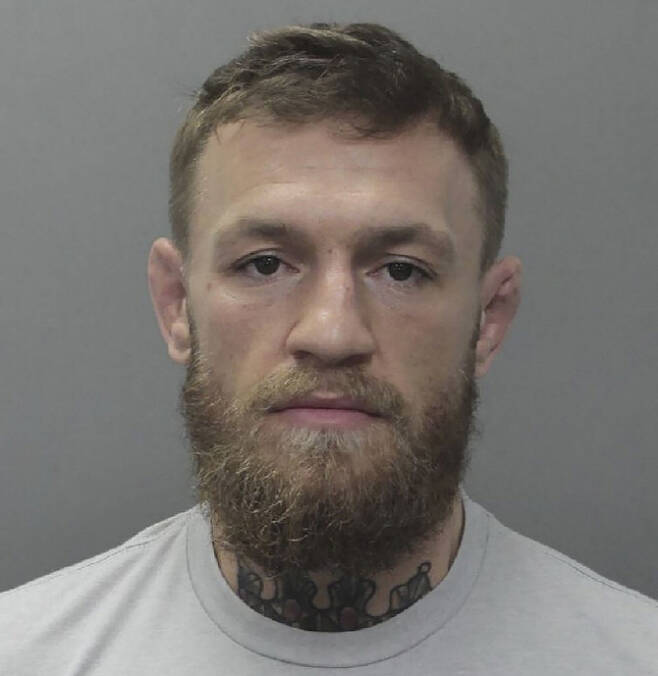 UFC 파이터 코너 맥그리거. 사진=AFPBBNews