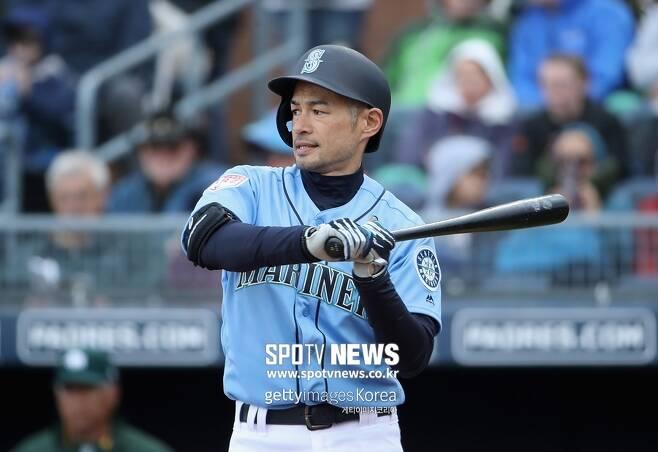▲ 스즈키 이치로가 사회인야구 선수로 야구 인생 2막을 연다.