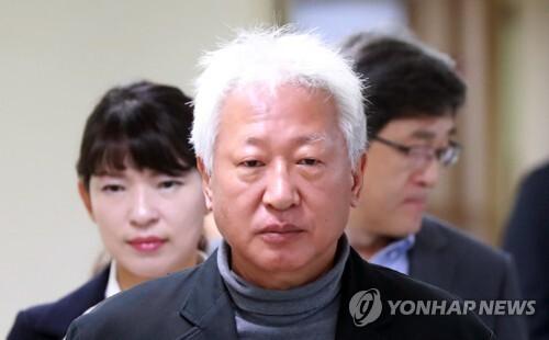 류석춘 연세대 교수 [연합뉴스 자료사진]