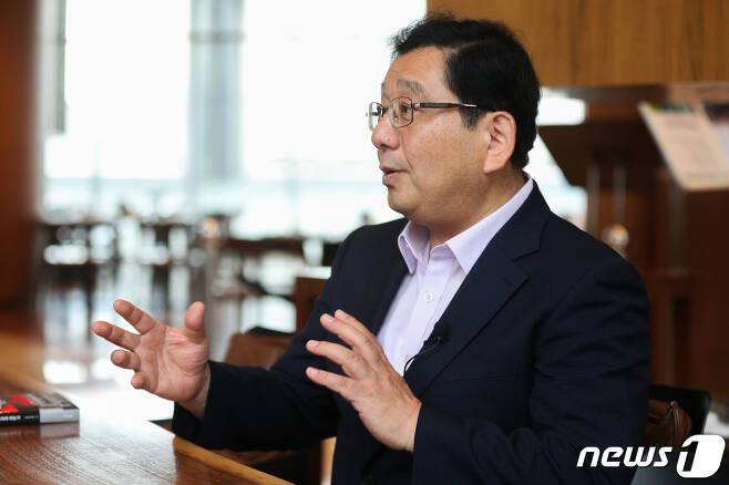 호사카 유지 세종대 교수./뉴스1 © News1 성동훈 기자