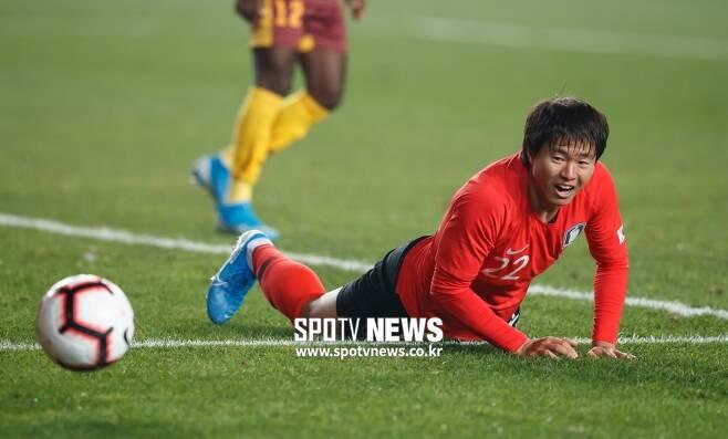▲ 권창훈 ⓒ한희재 기자