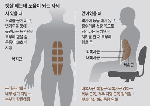 앉아 있는 자세만 바꿔도 척추 주변 근육을 강화할 수 있다./사진=헬스조선 DB
