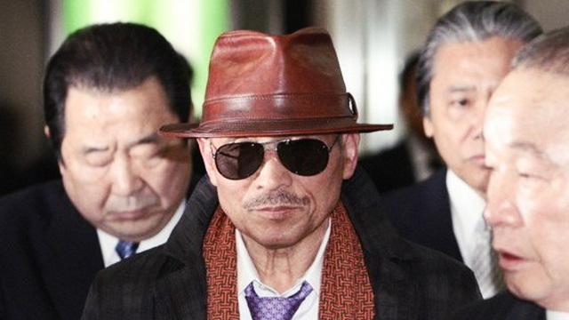 일본 폭력조직 '야마구치구미'의 제6대 두목인 시노다 겐이치