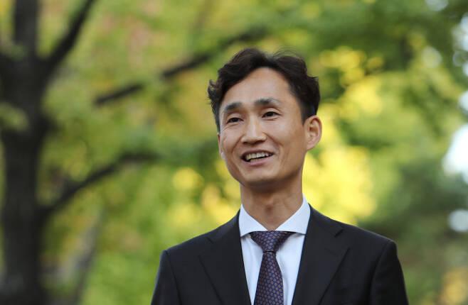 이의철 유성선병원 직업환경의학센터 소장. 강윤중 기자 yaja@kyunghyang.com