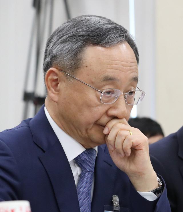 황창규 KT 회장. /연합뉴스