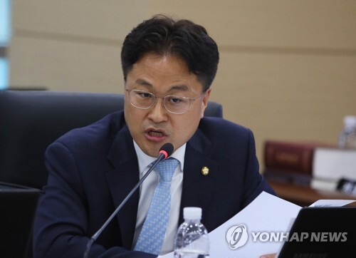 김정우 의원 [연합뉴스 자료사진]