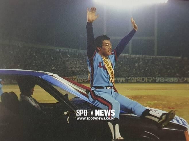 ▲ 롯데 최동원은 1984년 한국시리즈에서 홀로 4승을 올리면서 팀을 우승으로 이끌었다. ⓒKBO