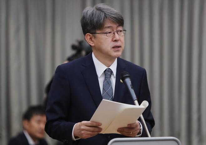 강신욱 통계청장 ⓒ 연합뉴스