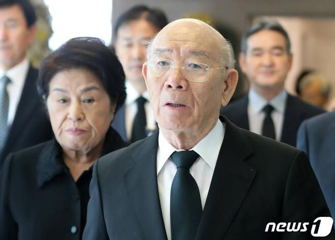 전두환 전 대통령. 뉴스1 © News1 조태형 기자