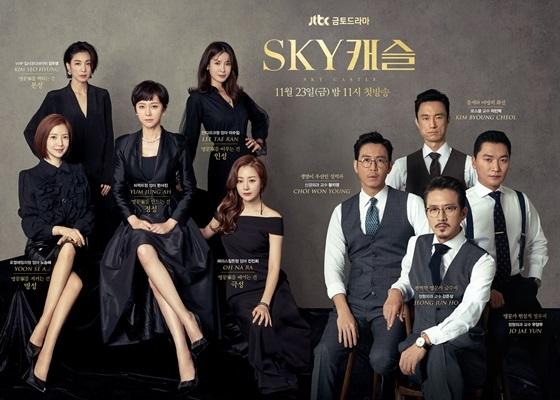 'SKY 캐슬' 단체 포스터 /사진제공=JTBC