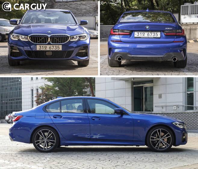 [시승기]BMW 330i M Sport..스포츠 세단 진수는 가솔린 터보