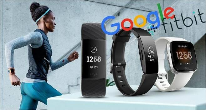 구글 핏빗(Fitbit)