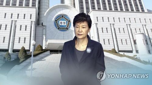 박근혜 '국정원 특활비' 파기환송…국고손실·뇌물 인정 (CG) [연합뉴스TV 제공]