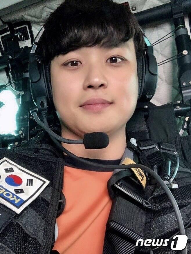 배혁 대원(가족 제공)© 뉴스1