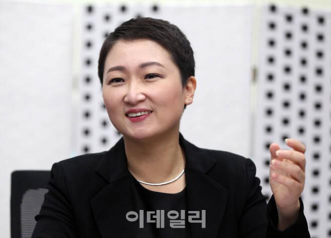 이언주 의원 인터뷰 [이데일리 김태형 기자]