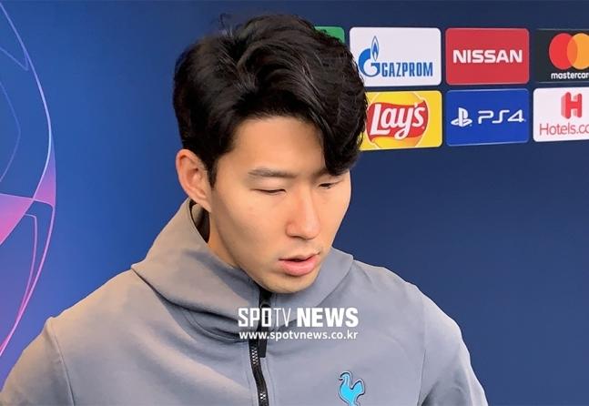 ▲ 손흥민 ⓒ신인섭 통신원