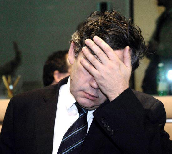 고든 브라운 영국 전 총리. 사진=국민일보DB