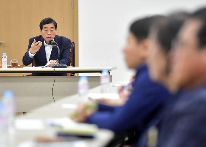윤화섭 경기 안산시장 ⓒ안산시 제공