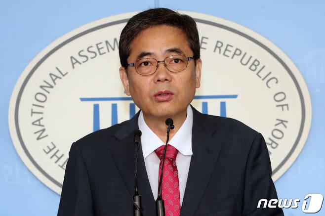 곽상도 미래통합당 의원. © News1 이종덕 기자