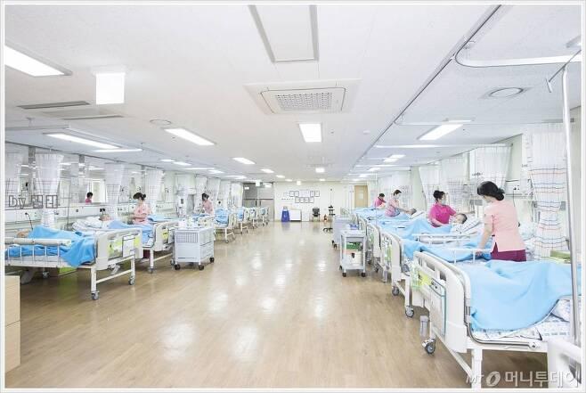 요양병원 내부전경 / 사진제공=외부사진