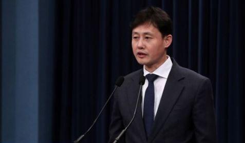 윤재관 청와대 부대변인. 연합뉴스