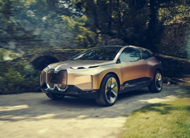 BMW 비전 i넥스트 콘셉트카.