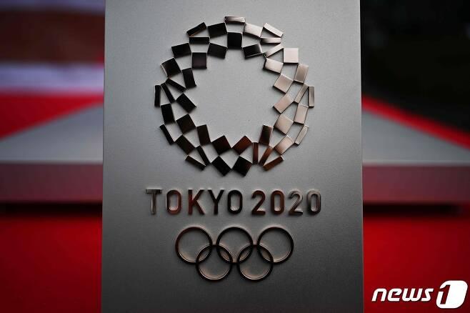 연기가 결정된 2020 도쿄올림픽. 새로운 일정을 확정하는 것이 시급한 과제로 떠올랐다. © AFP=뉴스1