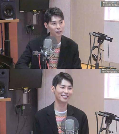 백찬 방탄소년단 사진=MBC FM4U '정오의 희망곡' 캡처