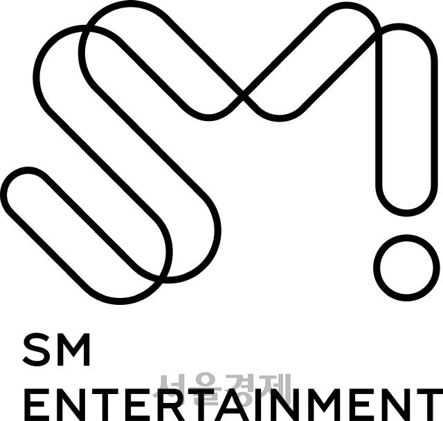 SM엔터테인먼트 로고