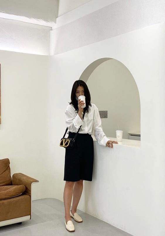 박신혜가 아름다운 미모를 뽐냈다. 박신혜 SNS 제공