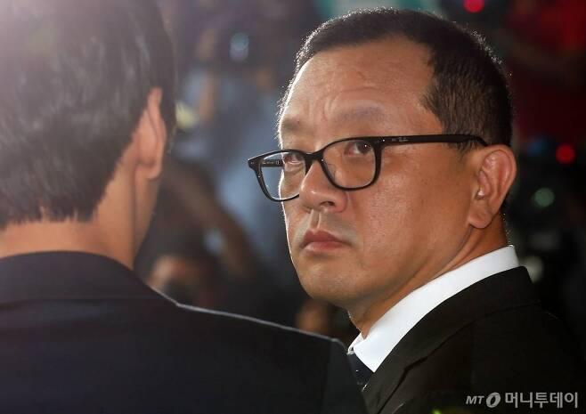 전두환 전 대통령의 장남 전재국 / 사진=이동훈 기자 photoguy@