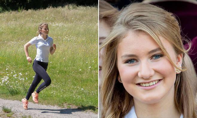 벨기에 왕위계승 1위 엘리자베트 공주, 육군사관학교 간다