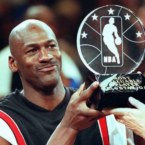 미국 NBA의 살아있는 전설 마이클 조던. 출처|조던SNS