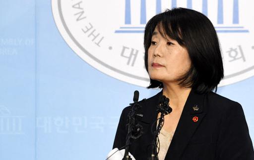 더불어민주당 윤미향 당선인. 연합뉴스