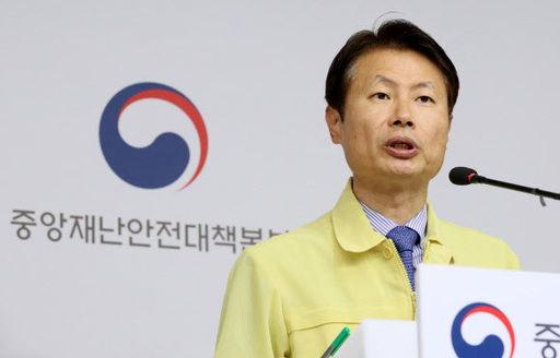 김강립 중앙재난안전대책본부 1총괄조정관. 뉴시스