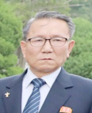 장금철 북한 통일전선부장 [연합뉴스 자료사진]