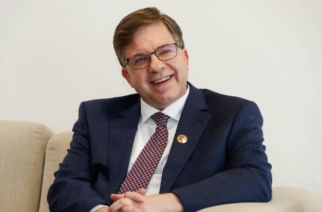 브라질 주재 토드 채프먼 미국 대사 [브라질 뉴스포털 UOL]