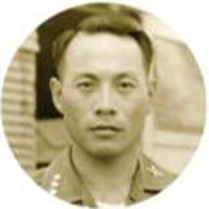 6·25전쟁 당시 윤승국 대위. 오산 유엔군 초전기념관 제공